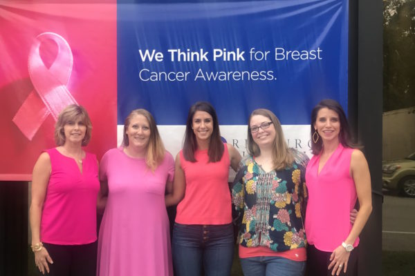 Team Resource Raises Money and Awareness to Fight Breast Cancer