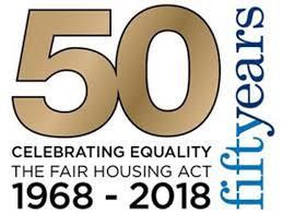 Celebrating 50 Years of Fair Housing