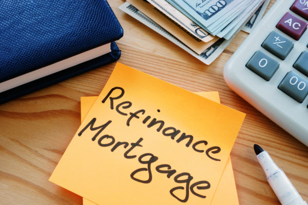 Low rates offer an opportunity to refinance