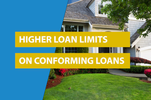 Resource Financial Announces Increase in Conforming Loan Amount